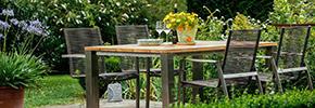 Garten-Sitzgarnituren-Sets