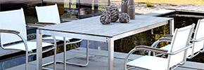 Loungemöbel Set für den Balkon