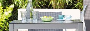 Color Glas Tischplatten
