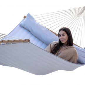 Luxus Familien-Stabhängematte gepolstert Carolina Light Outdoor
