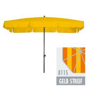 Doppler GS SUNLINE WATERPROOF III 185x120/4tlg. D. 811S gelb/gelb Streif