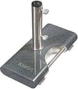 KNIRPS Balkon-Granitsockel ca. 25kg