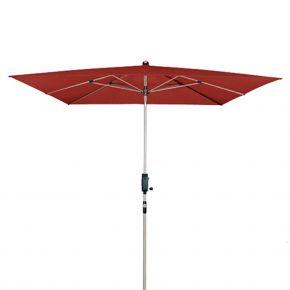 Knirps Sonnenschirm Oasis Balkon 230x150 cm, höhenverstellbar WEINROT ohne Sockel