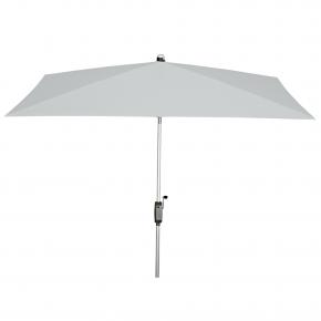 Knirps Sonnenschirm Silver 260x165 cm DP13 Design Grau