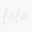 Lola Hängesofa Nido Royal champagne wetterfest mit Kissen anthracite