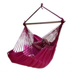 Luxus Hängesessel Panorama Chair DeLuxe Lily Indoor