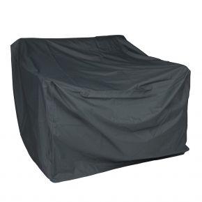Stern Schutzhülle für Sessel VANDA aus 100% Polyester und mit Bindebändern