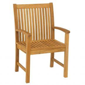 Stern Sessel Malaga aus Teak FSC®-zertifiziert