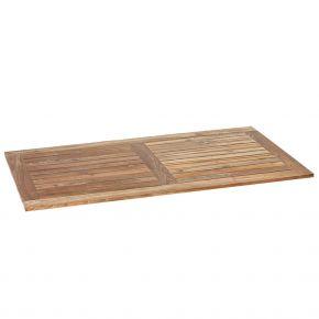 Stern Old Teak Tischplatte 200x100 cm