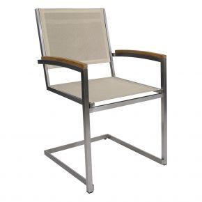 Zebra Pontiac Swing Sessel, espresso (ohne Abbildung)