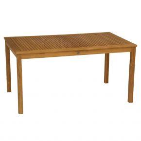 Stern Tisch 160x90 cm, aus Teak FSC®-zertifiziert