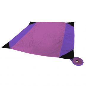Ticket to the Moon BEACH BLANKET pink/lila