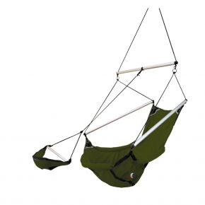 Ticket to the Moon MoonChair with carabiner (24) Army Green