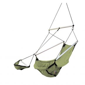 Ticket to the Moon MoonChair with carabiner (22) Khaki