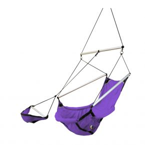 Ticket to the Moon MoonChair with carabiner (30) Purple