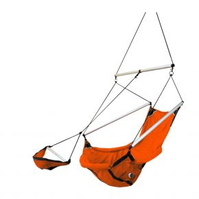 Ticket to the Moon MoonChair with carabiner (35) Orange
