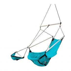 Ticket to the Moon MoonChair with carabiner (14) Turquoise